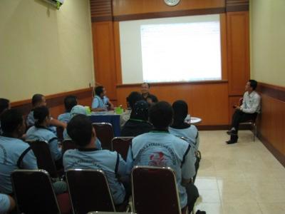 Presentasi dari Pak Eko