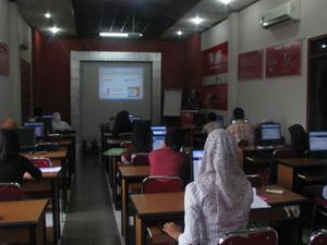 Pelatihan Blog Bisnis