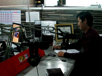 talkshow radio kardopa