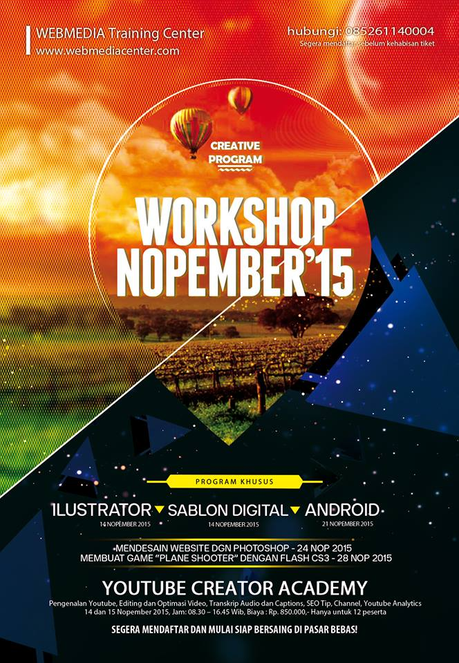 Workshop November 2015